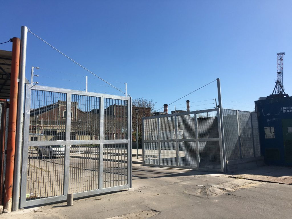 perimetros obras dafre